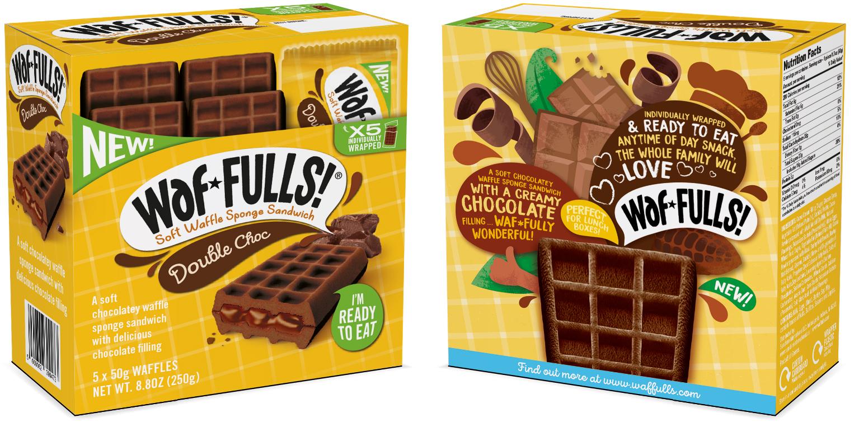 Double Chocolate Waf-FULLS!