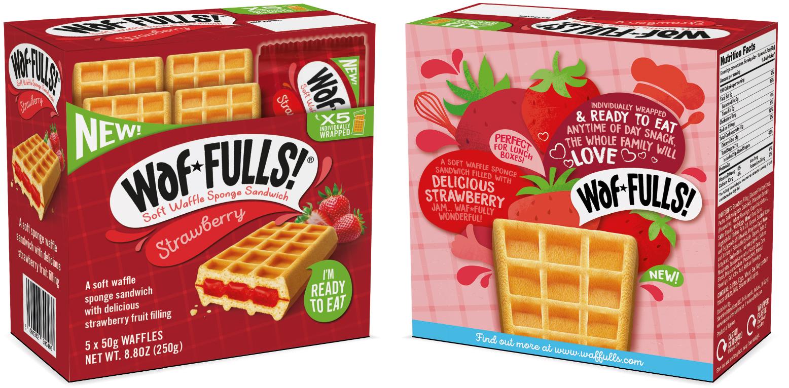 Strawberry Waf-FULLS!