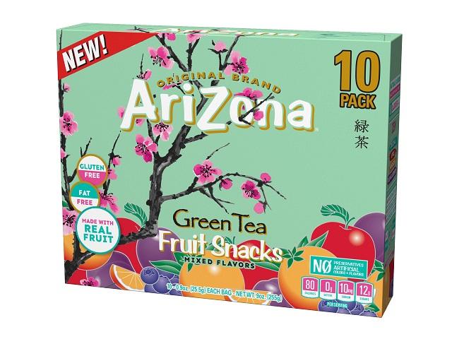 AriZona Tea Fruit Snacks