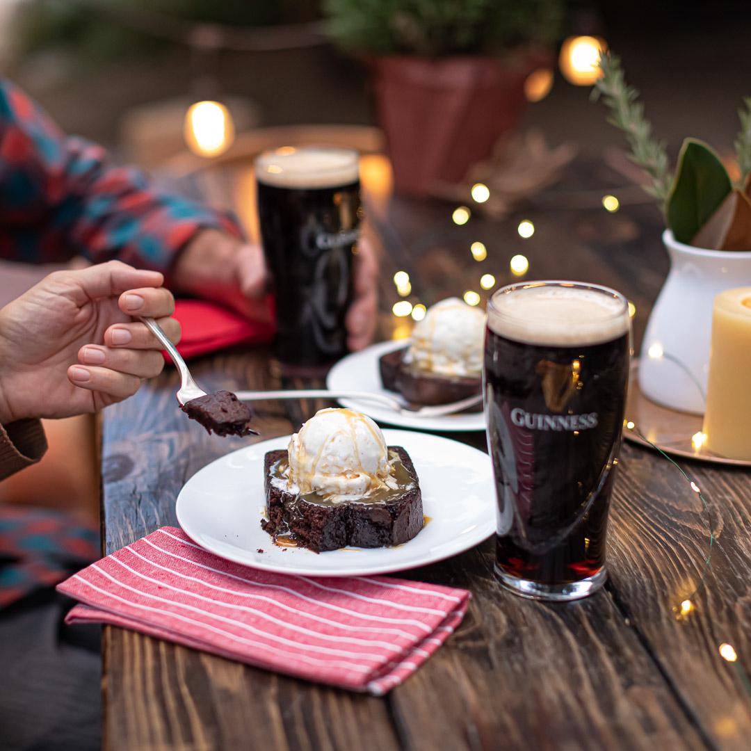 Guinness Chocolate Stout Cake