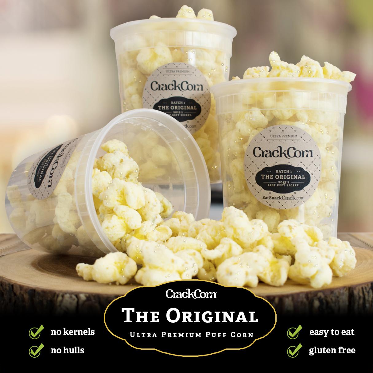 The Original - Ultra-Premium Puff Corn