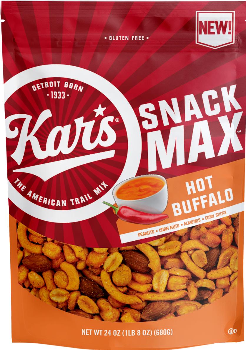 Snack Max Hot Buffalo Mix