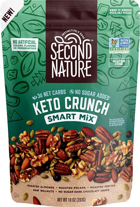 Keto Crunch Smart Mix