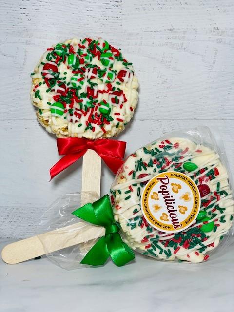 Popilicious Holiday Popcorn Pop