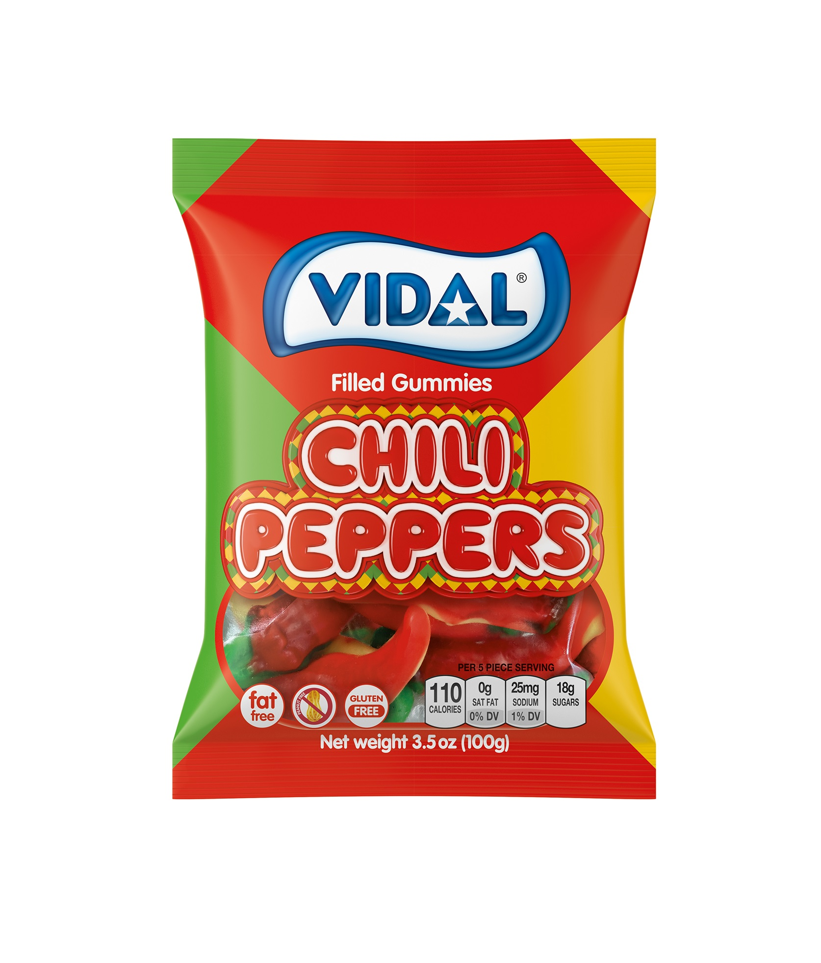Jelly Chilli Peppers