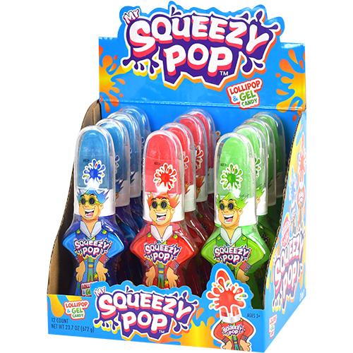 Mr Squeezy Pop
