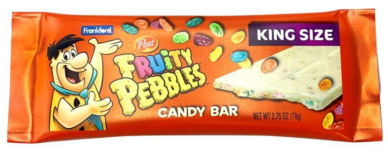 Fruity Pebbles Candy Bar