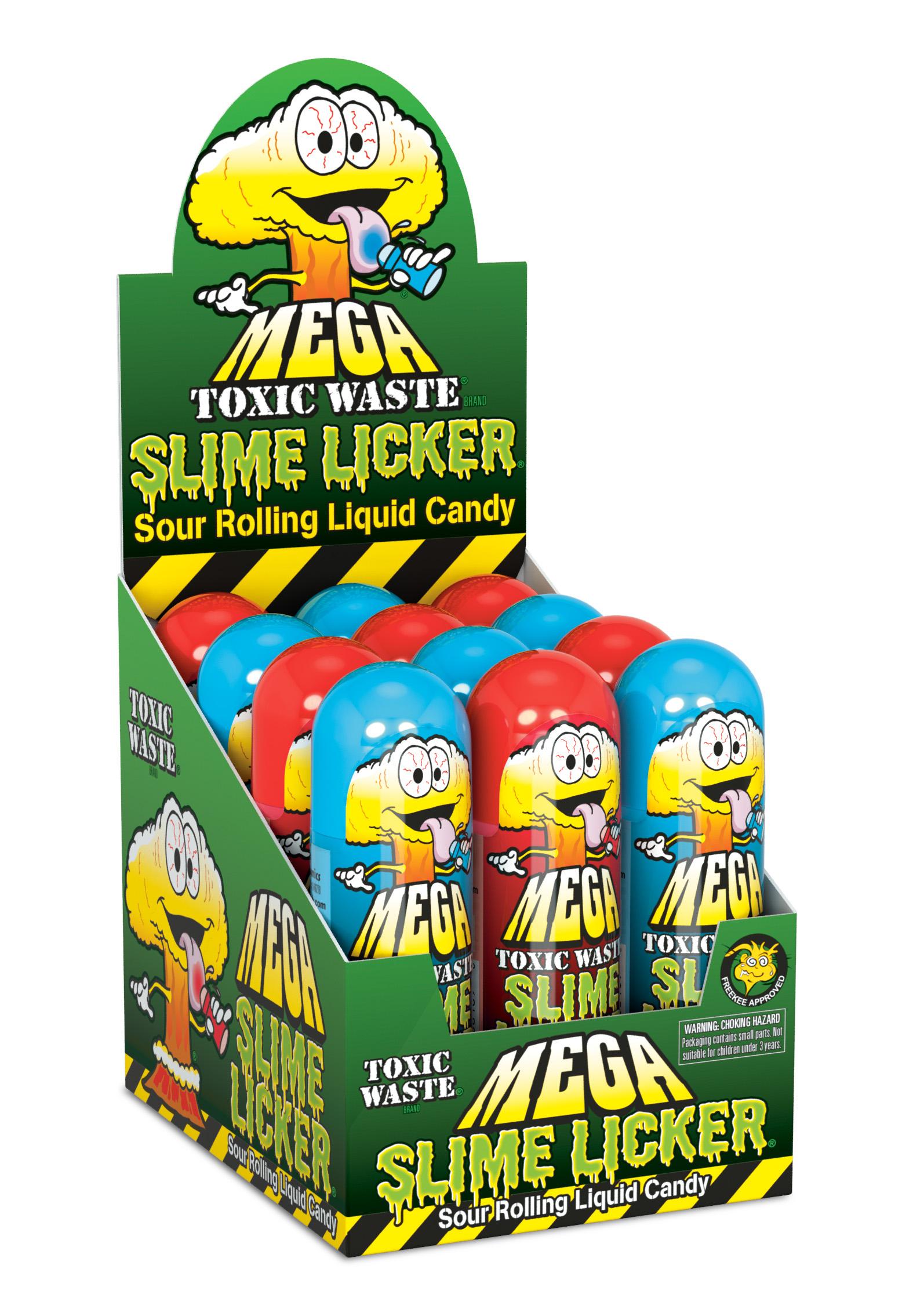 Mega Slime Licker