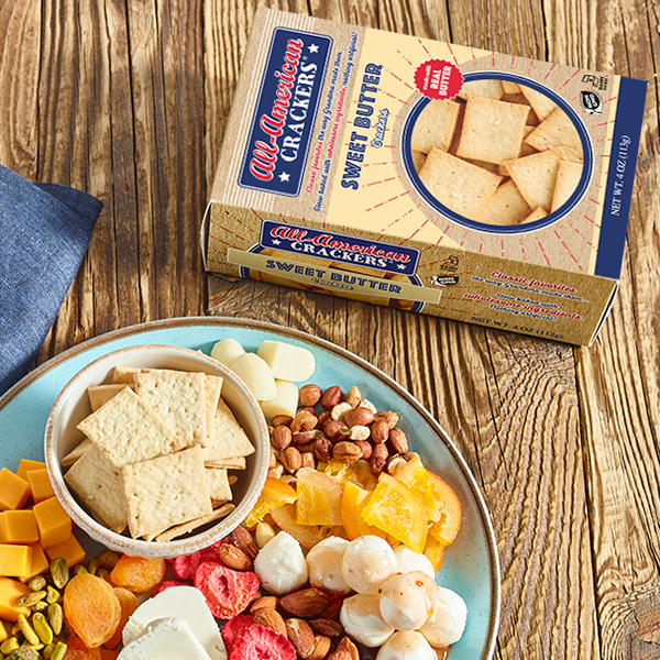 All-American Sweet Butter Crackers