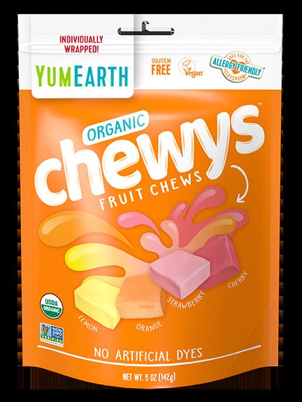 Organic Chewys 5oz