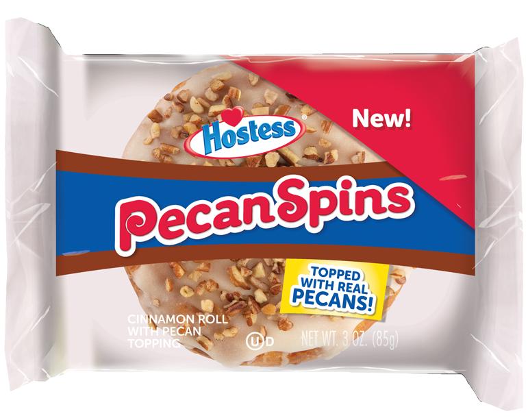 Pecan Spins