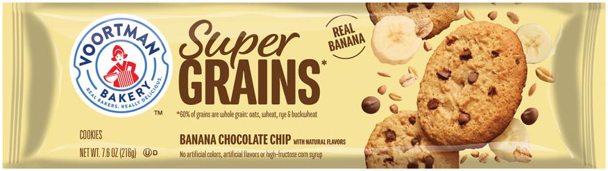 Super Grains (Banana Chocolate Chip)