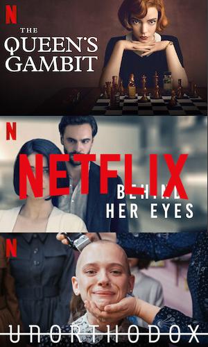 1 Oturuşta izlenecek az sezonlu 10 Netflix dizisi