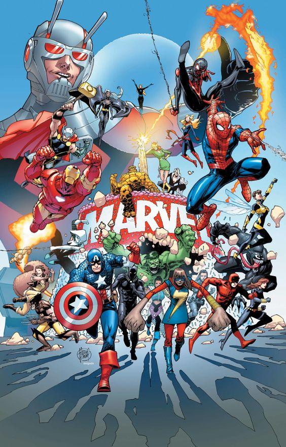Süper kahraman filmleri - MARVEL Evreni