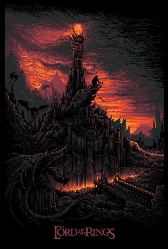 Orta Dünya - J.R.R Tolkien Külliyatı