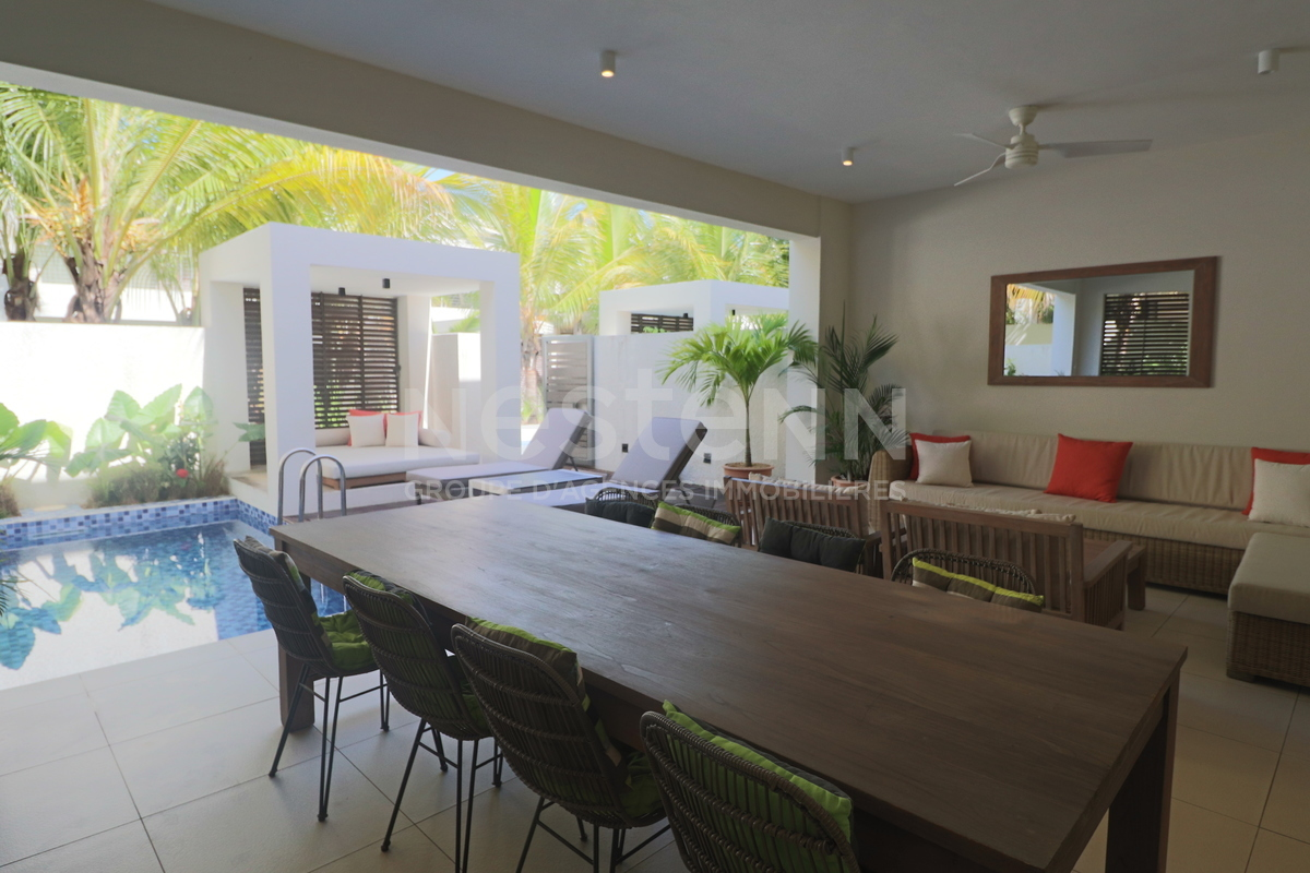 townhouse Mauritius 1
