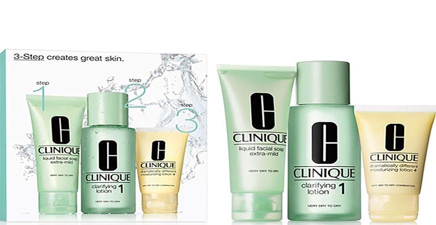 Tónicos Clinique para la piel