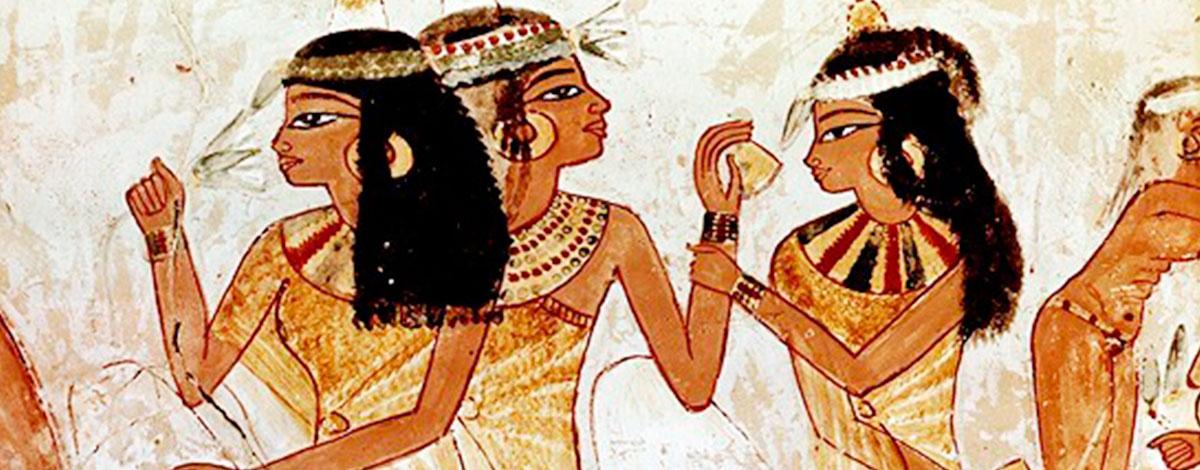 Cosmética en el Antiguo Egipto
