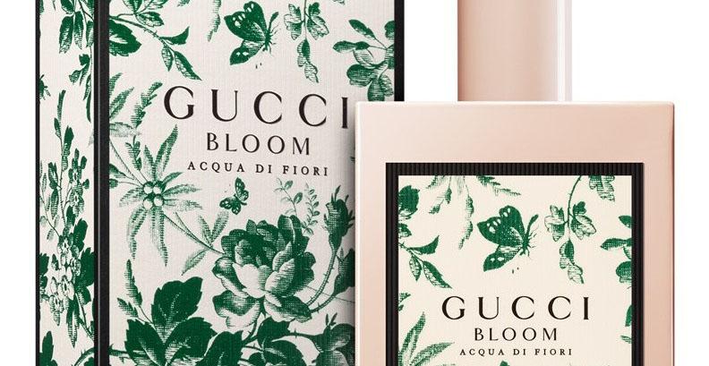 Colonia Gucci Bloom