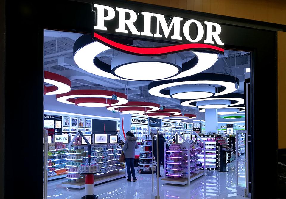 Cadena de Perfumerías Primor