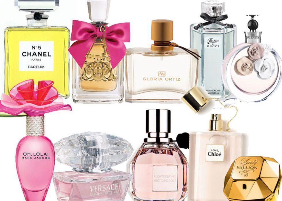 Perfumes frescos para mujer