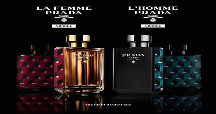 Colección Perfumes Prada para él