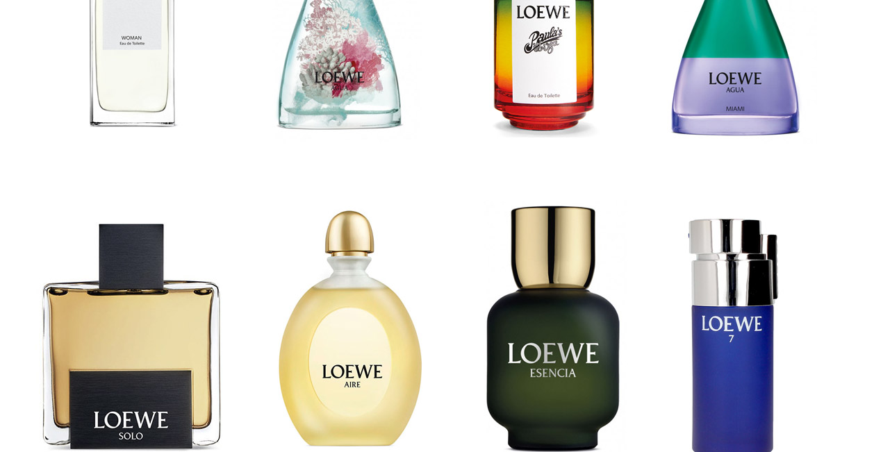 Perfumes fragancias intensas