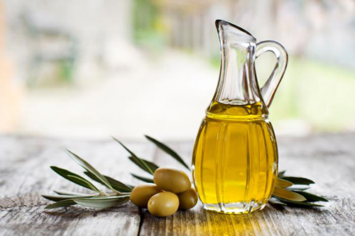 consume olive oil in diet
