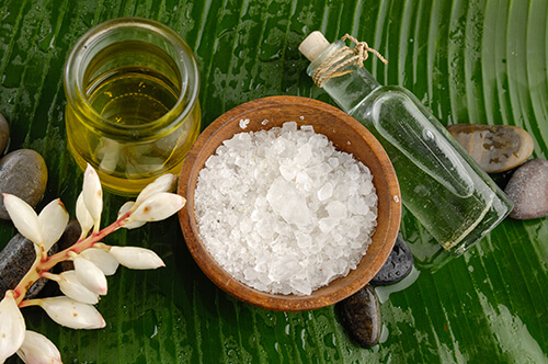 use of epsom salts and glycerine to cure pile at home