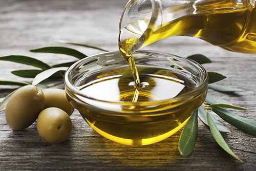 use of olive oil way to cure pile at home