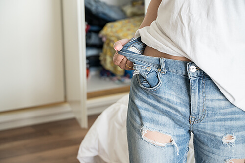 wearing loose fits can help you cure piles at home