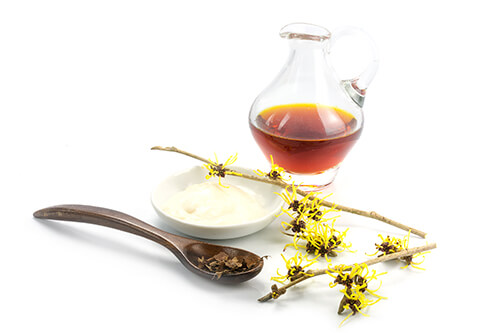 witch hazel perfect home remedy to cure pile