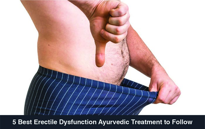 best erectile dysfunction treatment with ayurveda