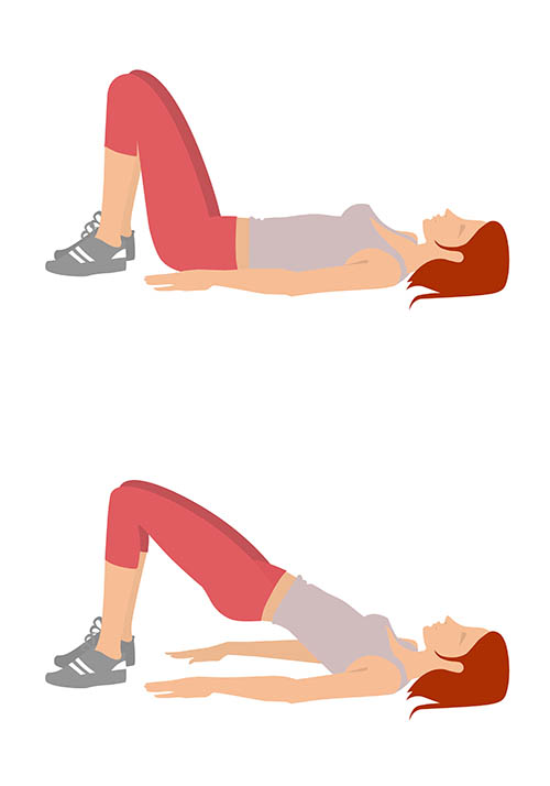 Exercise for piles
