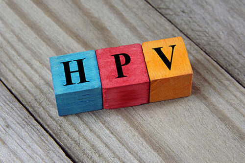 What does HPV DNA+ mean