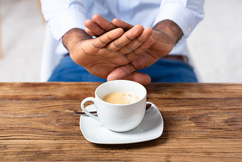 avoid coffee as a prevention from bedwetting