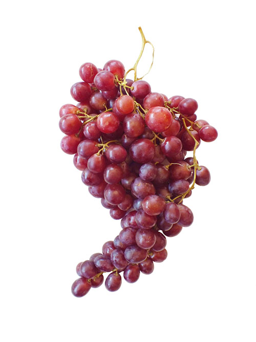 red grapes for kidney stones