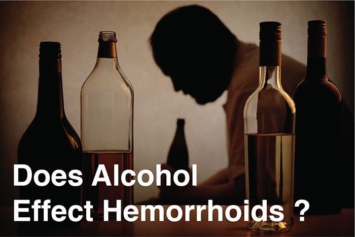 Alcohol effect piles
