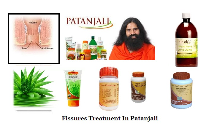 Patanjali medicines for fissure