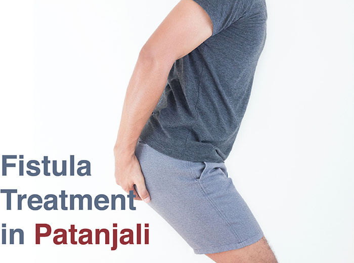 pictorial representation of fistula and its treatment in patanjali