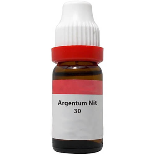 Argentum nit Homeopathy Treatment