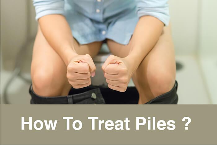 piles treat own