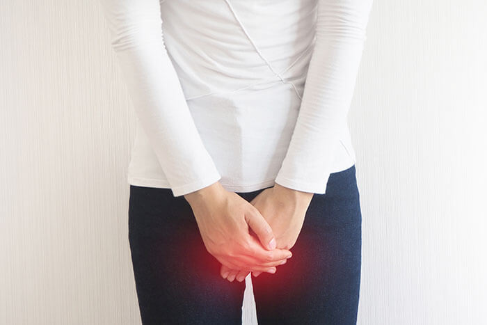 Cure Pain in the Pelvic Organs for women