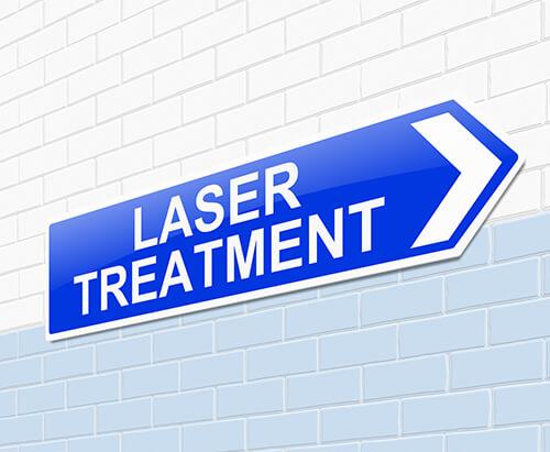 piles laser treatment procedure