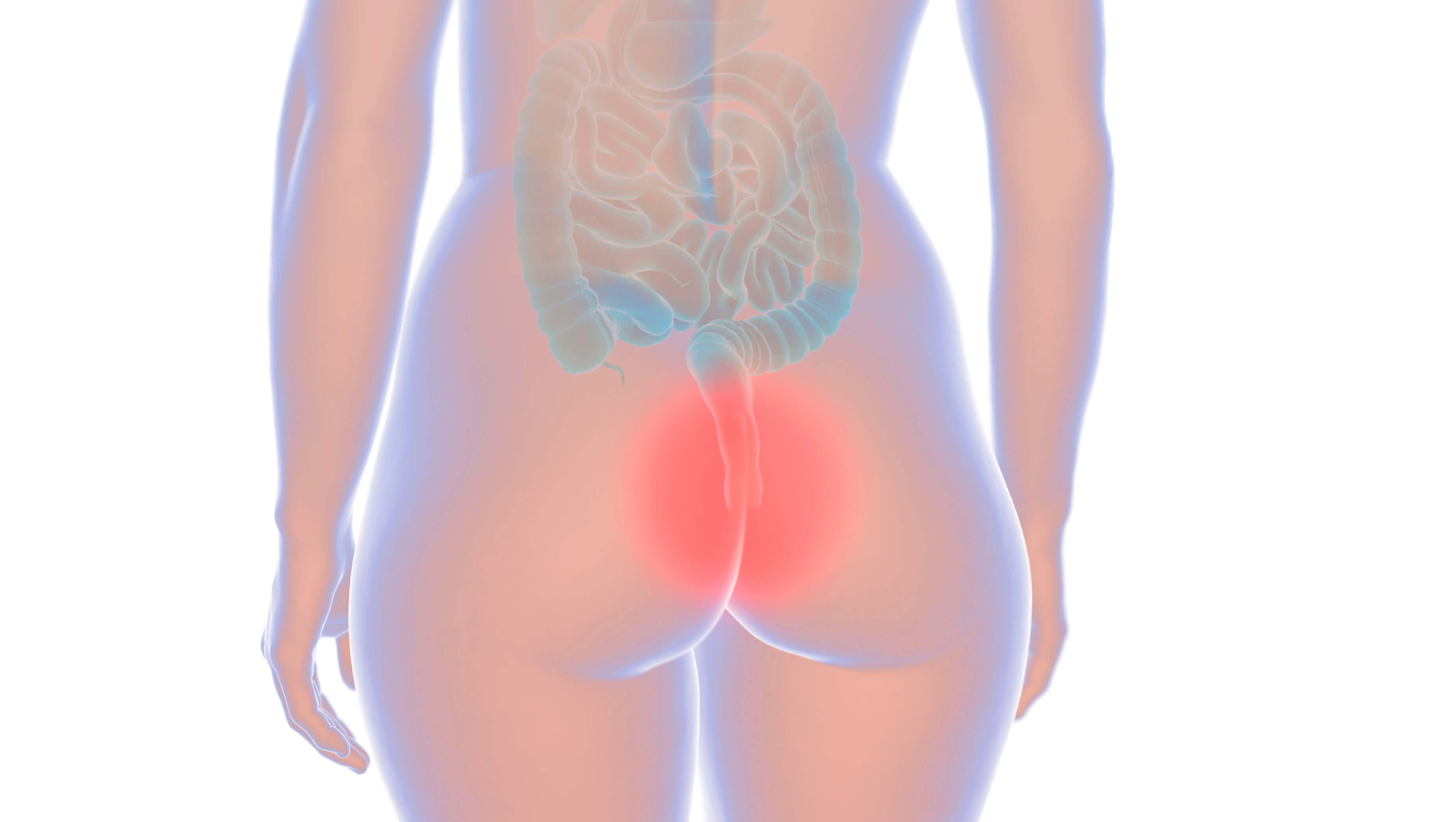 symptoms of piles near the rectum