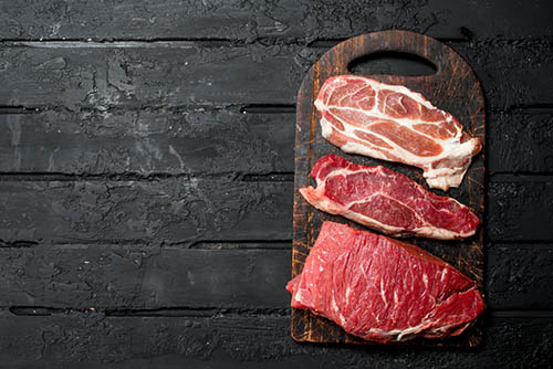 red meat for enlarged prostate
