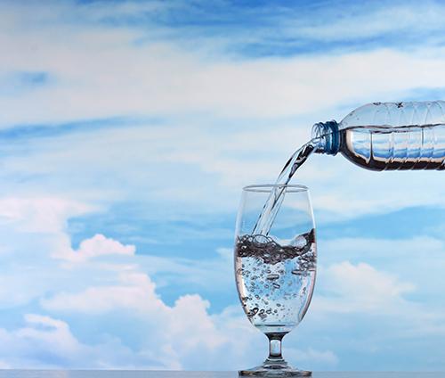 drink water in uti