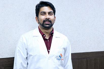 Dr. Ashutosh Vishwasrao Patil