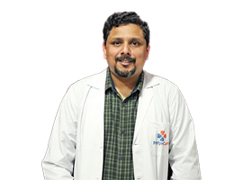 Image of Dr. Haridarshan SJ proctology specialist in Bangalore