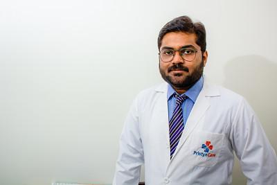 Image of Dr. Pavan Chandhar Dudde piles specialist in Chennai